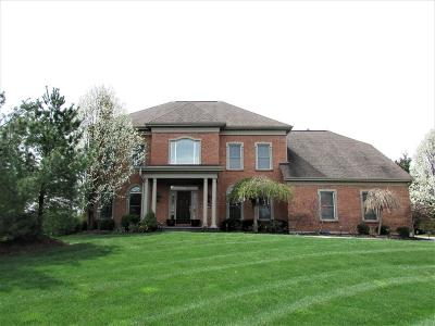 Single Family Home For Sale: 6578 Seay Court