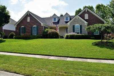 Single Family Home For Sale: 417 Stoney Path Court