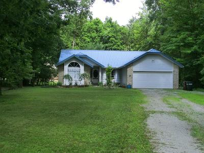 Brown County Single Family Home For Sale: 1745 Lorelei Drive