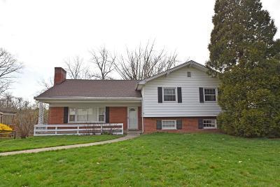 Single Family Home For Sale: 8755 Appleknoll Lane