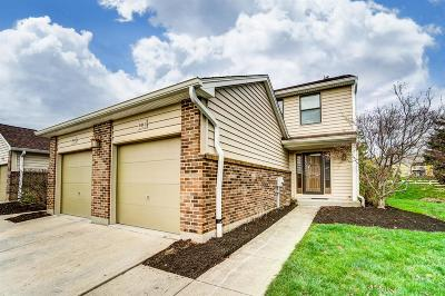 Deerfield Twp. Condo/Townhouse For Sale: 8441 Island Pines Place