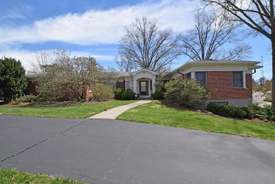 Cincinnati Single Family Home For Sale: 2516 Fairhill Drive