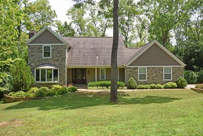 Single Family Home For Sale: 765 Barg Salt Run Road