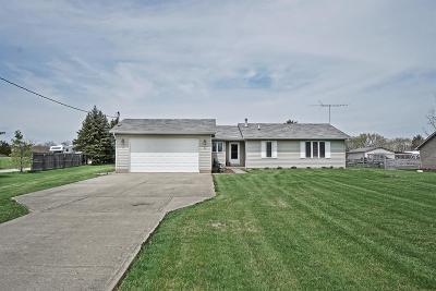 Single Family Home For Sale: 3588 Trovillo Road