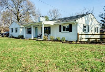 Single Family Home For Sale: 7915 Pfeiffer Road