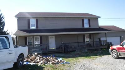 Highland County Single Family Home For Sale: 4962 Danville Road