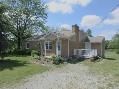 Clinton County Single Family Home For Sale: 6843 Prairie Road