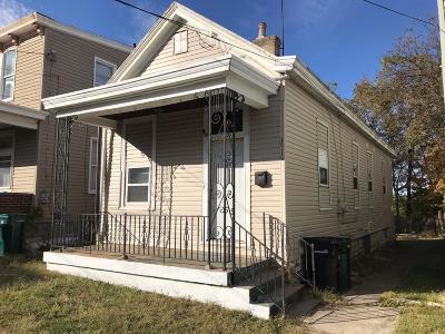 Cincinnati Single Family Home For Sale: 1910 Knox Street