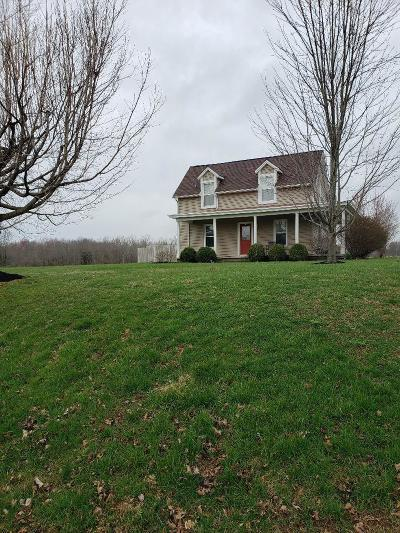 Clinton County Single Family Home For Sale: 2650 Sr 133