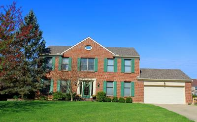 Warren County, Clermont County, Hamilton County, Butler County Single Family Home For Sale: 1095 S Muscovy Drive