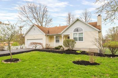 Single Family Home For Sale: 526 Davis Road