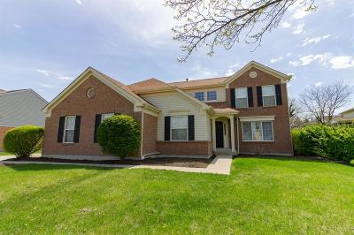 Warren County Single Family Home For Sale: 4307 South Shore Drive