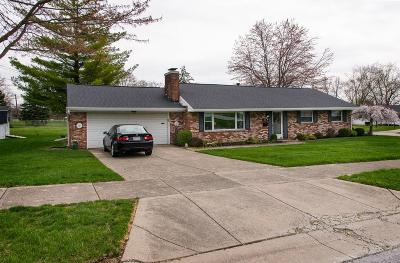 Middletown Single Family Home For Sale: 309 Terrace Drive