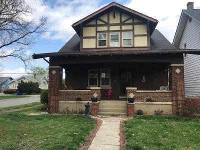 Hamilton Single Family Home For Sale: 900 Hooven Avenue