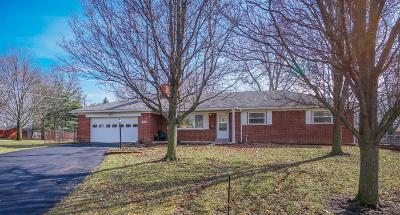 Single Family Home For Sale: 9188 Scamper Lane