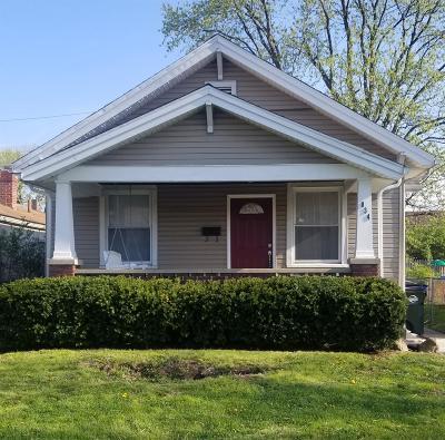 Hamilton Single Family Home For Sale: 1034 Tiffin Avenue