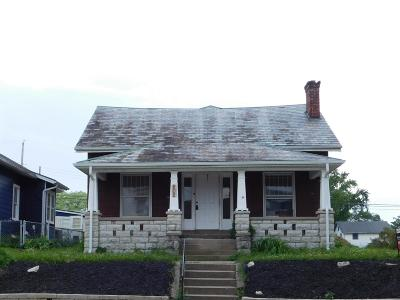 Miamisburg Single Family Home For Sale: 802 E Pearl Street