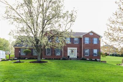 Single Family Home For Sale: 3012 Cooperhill Drive