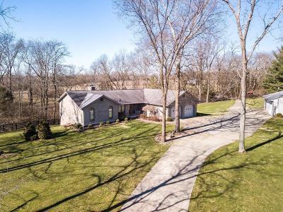 Single Family Home For Sale: 3819 Trovillo Road