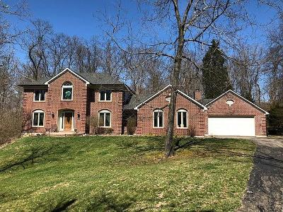 Single Family Home For Sale: 3051 Williams Creek Drive