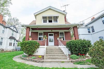 Cincinnati Single Family Home For Sale: 3152 Daytona Avenue