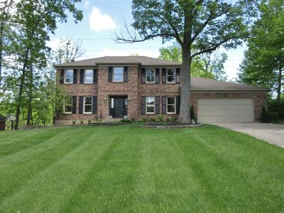 West Chester Single Family Home For Sale: 7606 Windy Knoll Drive