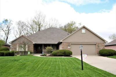 Warren County Single Family Home For Sale: 380 Christina Way