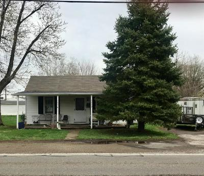 Fayette County Single Family Home For Sale: 1350 N North Street