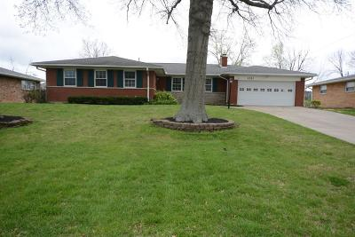 Single Family Home For Sale: 6561 Donjoy Drive