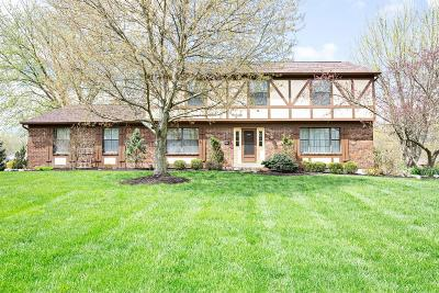 Single Family Home For Sale: 10520 Hopewoods Court
