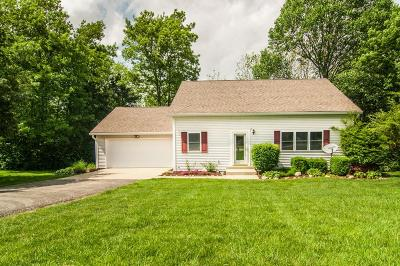 Preble County Single Family Home For Sale: 793 Baltic Drive