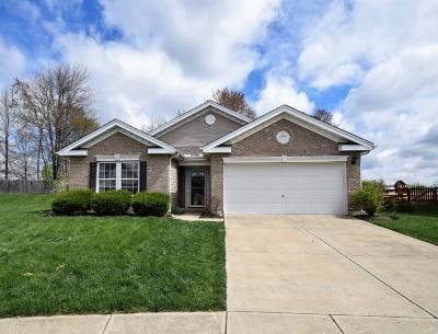 Single Family Home For Sale: 1417 Carrington Place
