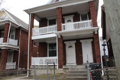 Cincinnati Multi Family Home For Sale: 603 Prospect Place
