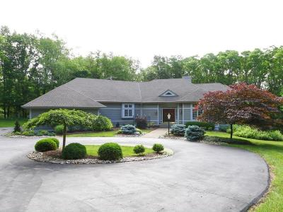 Indian Hill Single Family Home For Sale: 10375 Carriage Trail