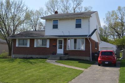 Hamilton Single Family Home For Sale: 100 Revere Drive