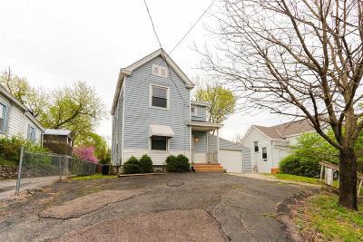 Cincinnati Single Family Home For Sale: 5630 Ridge Road