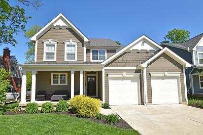 Madeira Single Family Home For Sale: 7320 Thomas Drive