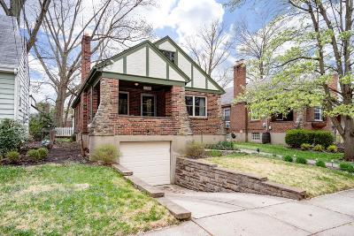 Cincinnati Single Family Home For Sale: 3411 Oak Lane