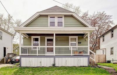 Cincinnati Single Family Home For Sale: 2635 Grover Hill Avenue