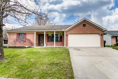 Clinton County Single Family Home For Sale: 1655 Lakewood Drive