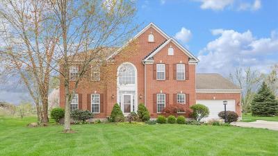 Mason Single Family Home For Sale: 3740 Top Flite Lane