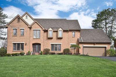Single Family Home For Sale: 11535 Ironliege Lane