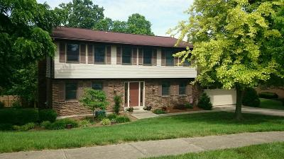 Fairfield Single Family Home For Sale: 3022 Woodside Drive