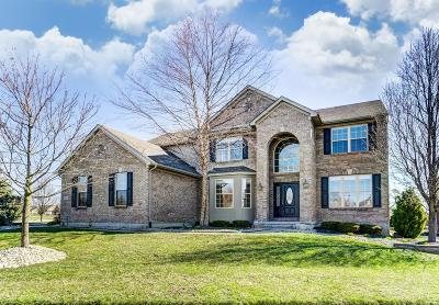 Liberty Twp Single Family Home For Sale: 5562 Creekside Meadows Drive