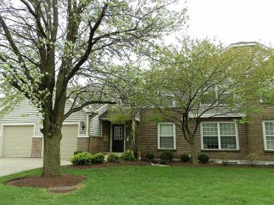 Warren County Condo/Townhouse For Sale: 7550 Waterford Circle #102