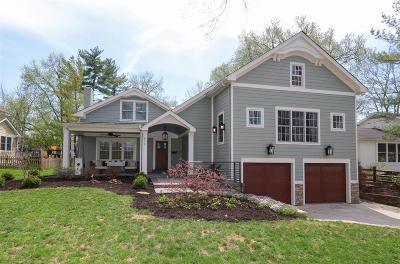 Single Family Home For Sale: 819 Douglas Avenue