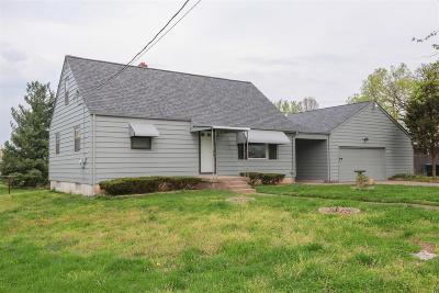 Hamilton Single Family Home For Sale: 3861 Weigel Lane