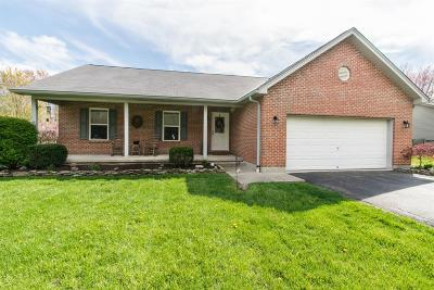 Single Family Home For Sale: 1329 Cathy
