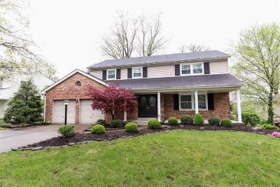Fairfield Single Family Home For Sale: 5747 Auberger Drive