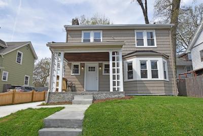 Cincinnati Single Family Home For Sale: 2840 Wasson Road